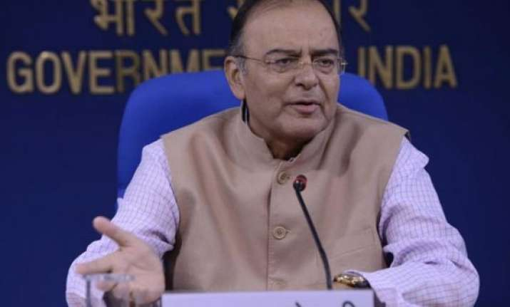 jaitley urges india inc to build public opinion for gst bill