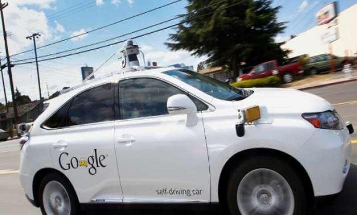 google s self driving car hits a public bus in california