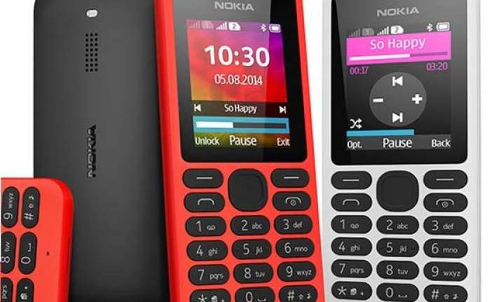 microsoft launches nokia 130 in india at rs 1649