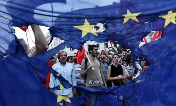 greek economy to be one third smaller than at peak level