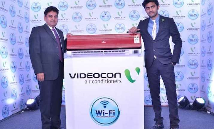 videocon launches wi fi enabled ac range at rs 36 000