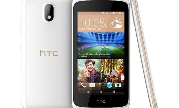 htc desire 326g dual sim with 8 mp camera launched