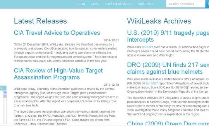 wikileaks slams google for handing over staffers data to us