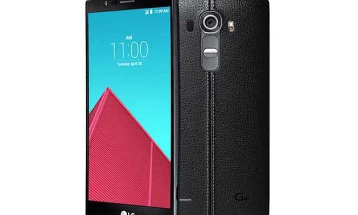 lg unveils leather backed g4 with 16 megapixel camera