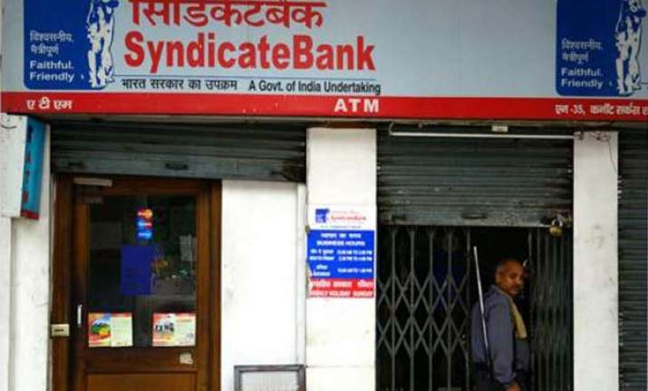 cbi books 5 senior officials of syndicate bank in rs 1 000