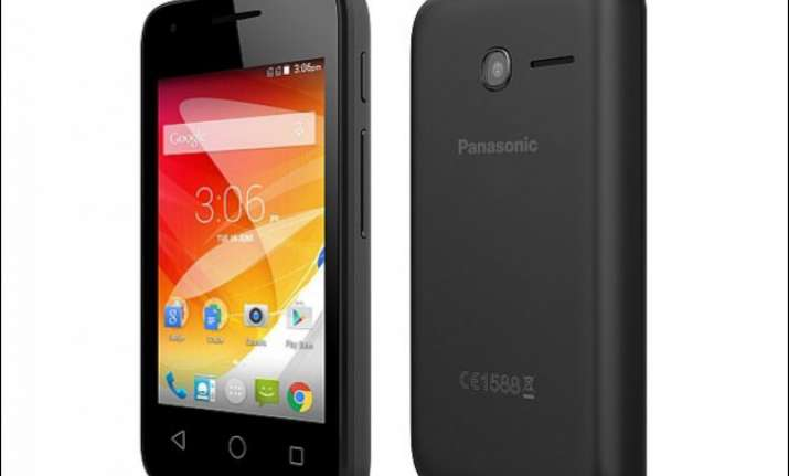 panasonic love t10 smartphone launched in india for rs 3 690