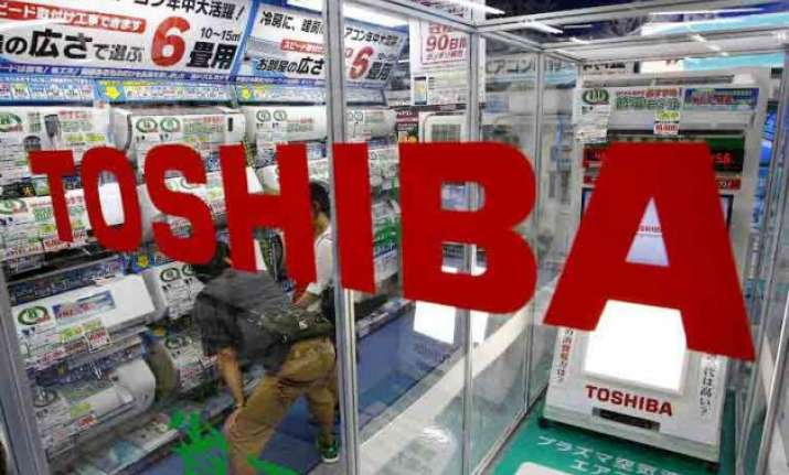 ceo of japan s toshiba resigns over doctored books
