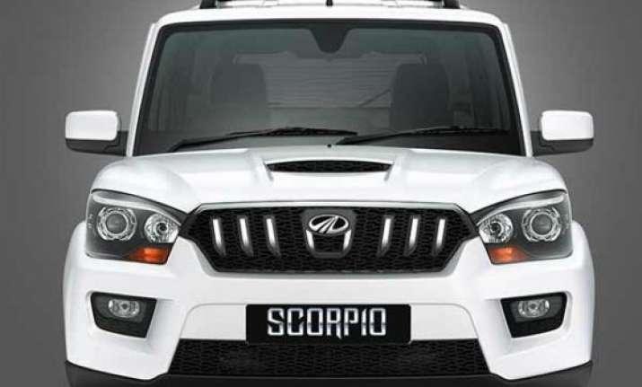 mahindra mahindra launches new generation scorpio