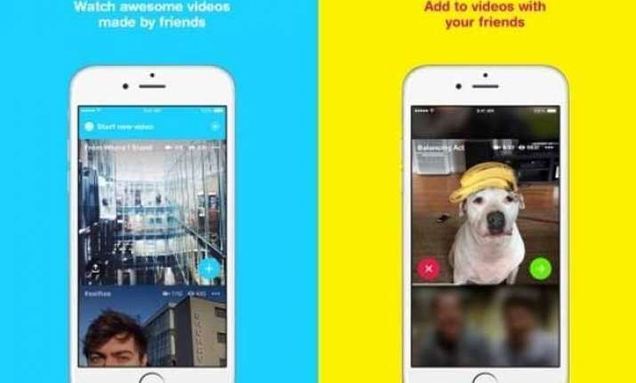 facebook launches riff a collaborative video making app