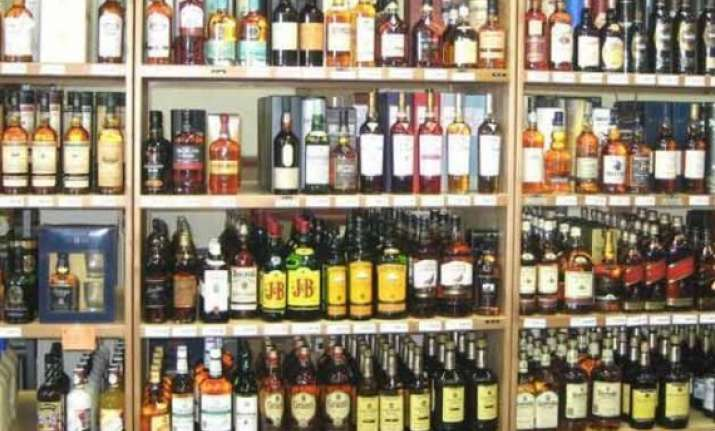 no vat on liquor licence for marriage functions