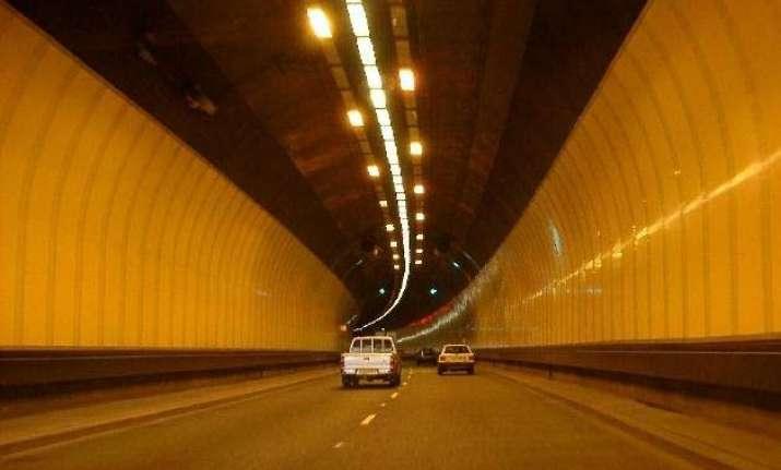 mumbai company bags rs 10 000 cr zozila pass tunnel project