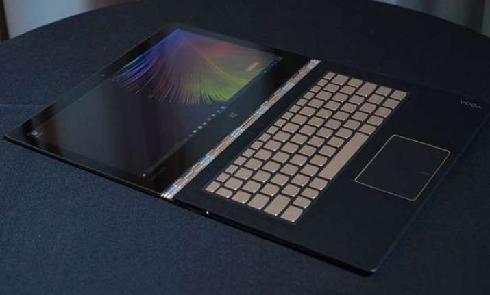 lenovo launches world s thinnest convertible laptop yoga