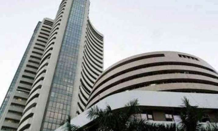sensex gains 61 points in morning session