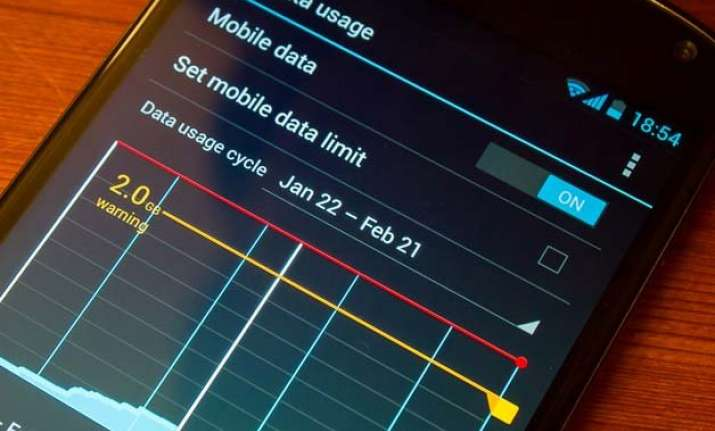 10 simple ways to reduce your mobile data usage
