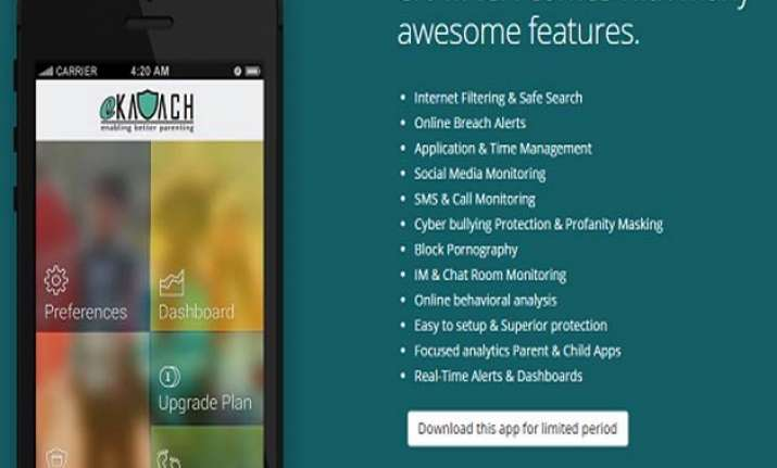 web monitoring mobile apps for parents