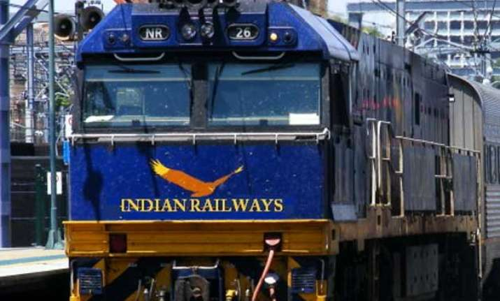 indian railways for 100 per cent transparency in all its