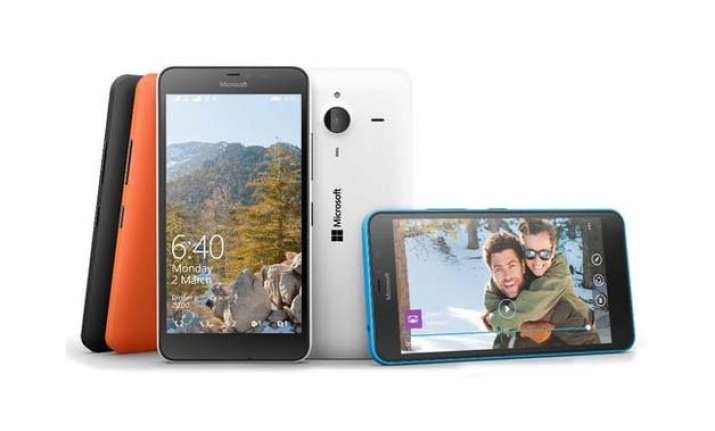 mobile world congress 2015 microsoft announces lumia 640