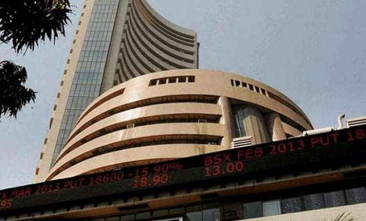 sensex trades flat consumer durables stocks gain