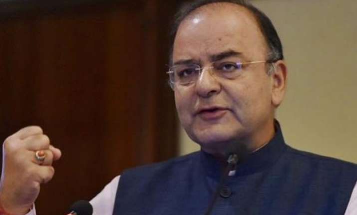 arun jaitley warns india inc against profiting from liberal