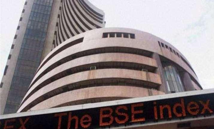 sensex surges 204 points banking stocks gain