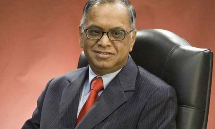 narayana murthy says no big invention from india in 60 years