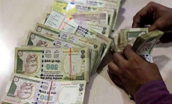 fiscal deficit low income constrain india s rating s p