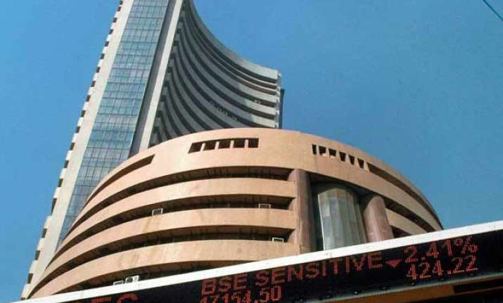 sensex falls 109 pts as airtel hdfc earnings weigh