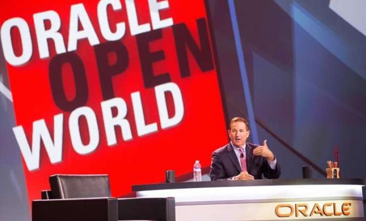 oracle ready for india expansion ceo mark hurd