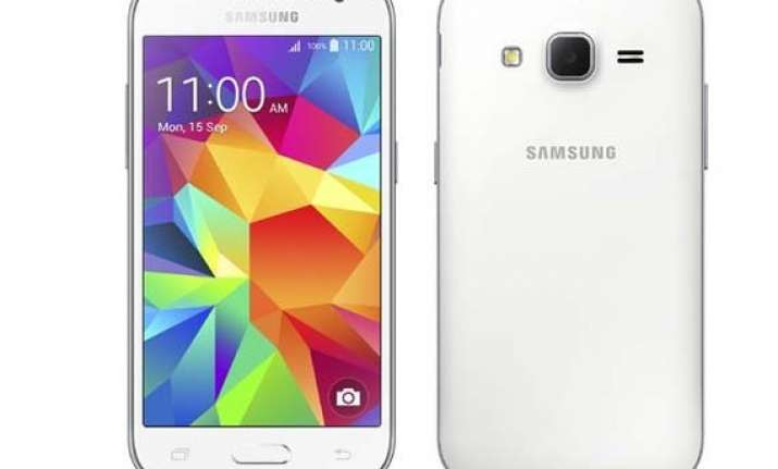 samsung galaxy core prime launched at rs 9 700