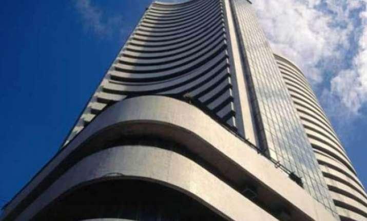 sensex gains over 100 points banking stocks surge