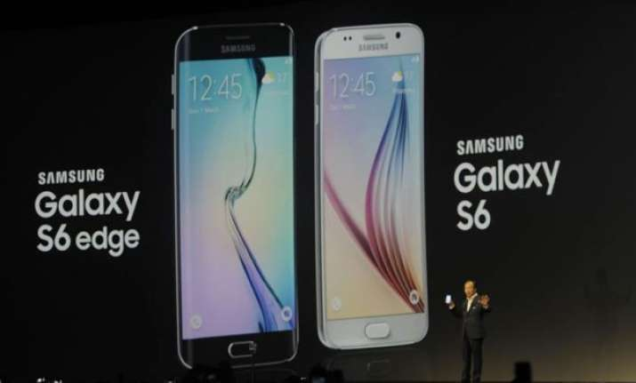 samsung ditches plastic design with launch of galaxy s6 and