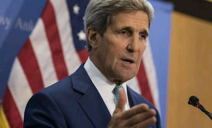kerry urges us congress to support free trade talks