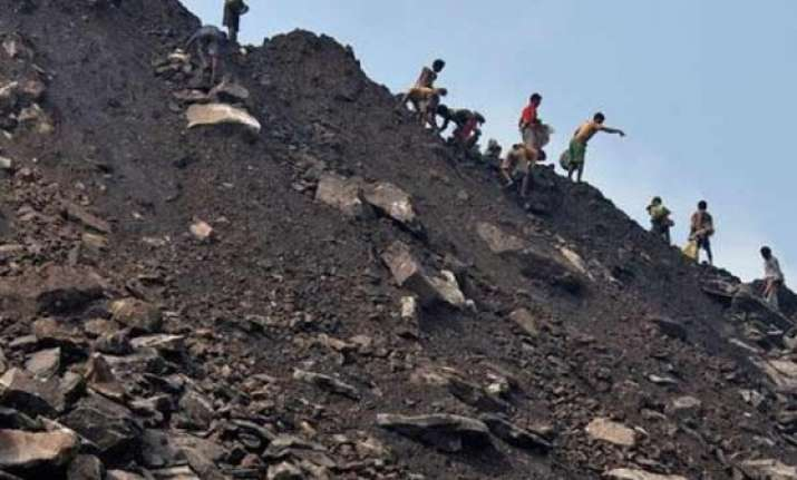 central electricity authority says coal stocks at 56