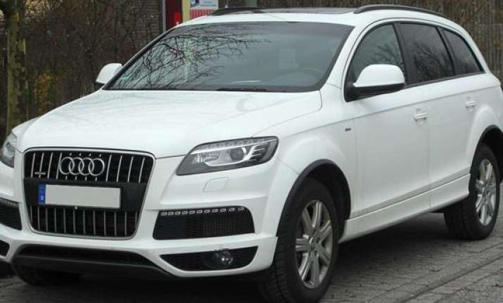 audi recalls 382 units of suv q7 in india