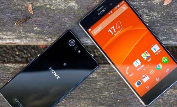 sony unveils new smartphone xperia m5