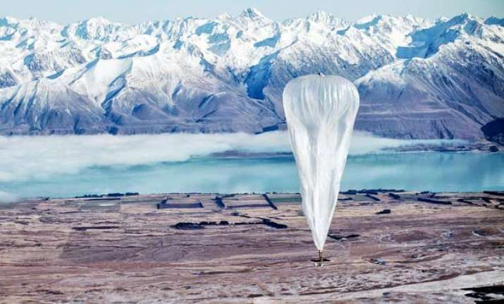 google s project loon to provide internet access in remote