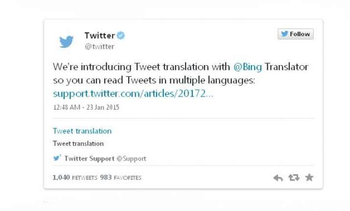 twitter rolls out bing powered tweet translations for