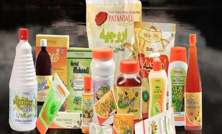 walmart in talks with baba ramdev to sell patanjali products