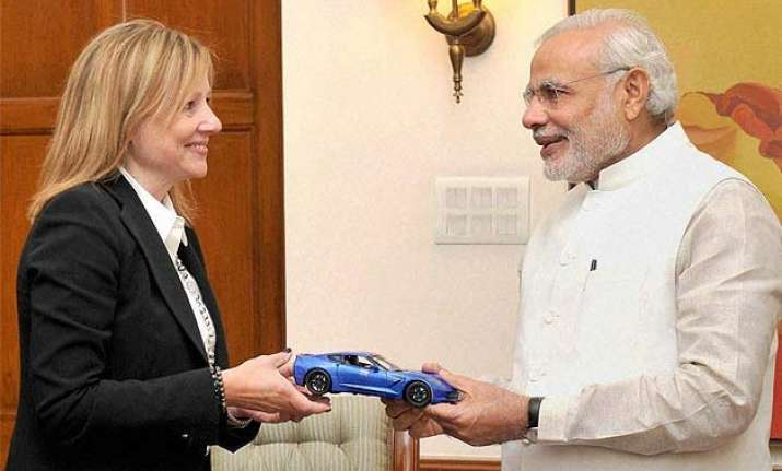 general motors to invest usd 1 billion in india lines up 10