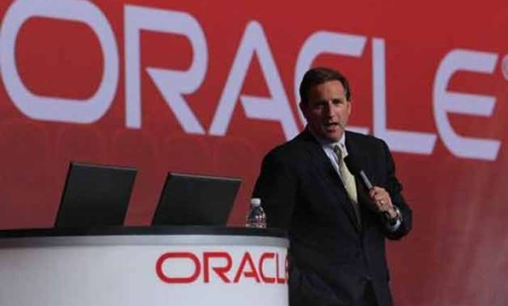 oracle fully supports digital india initiative thomas kurian
