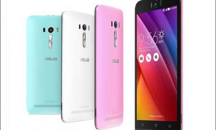 asus zenfone selfie gets launched in india at rs 15 999