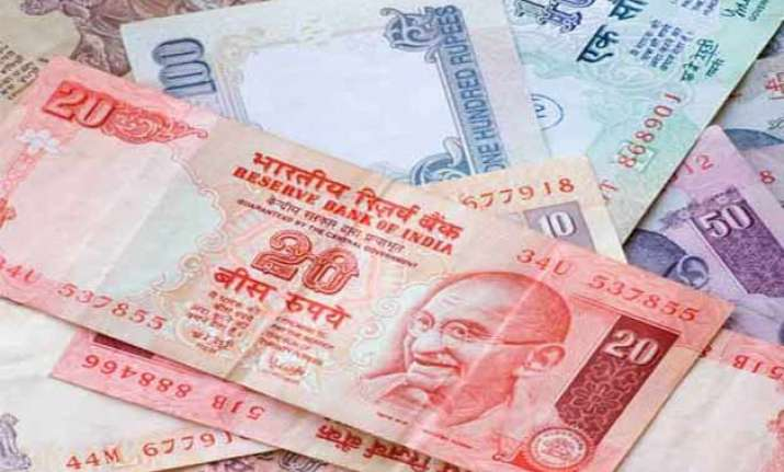 rupee falls 30 paise against dollar in early trade