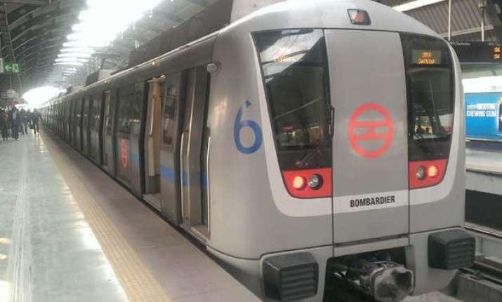 budget 2016 delhi metro gets rs 5 579 crore
