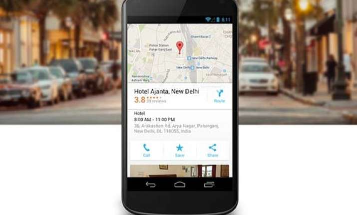google my business app launched to help indian smbs reach