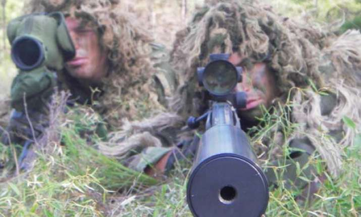 us wants only its snipers on building rooftops india says no