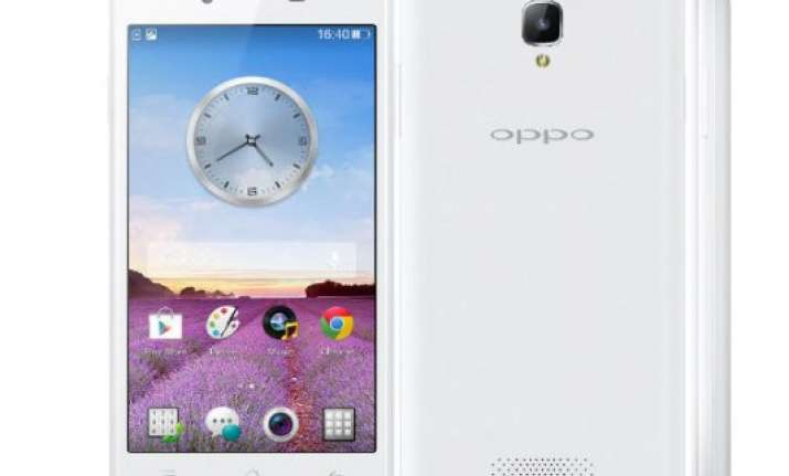 oppo neo 3 with 4.5 inch display now available at rs 10 990
