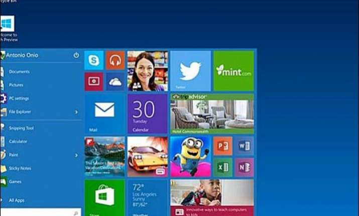 microsoft s new windows 10 debuts today all you need to know