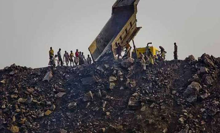 hindalco jindal power bag coal mines on third day of