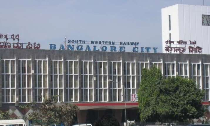 bangalore railway station becomes 1st in india to offer