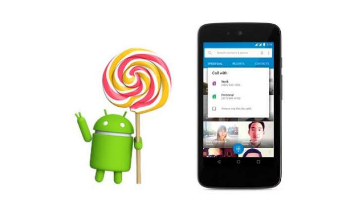 google rolls out android 5.1 lollipop update